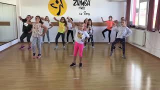Level UP - Zumba®️KIDS Choreo ( Club Sportiv ADAMAS)