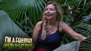 First Jungle Romance? | I'm A Celebrity...Get Me Out of Here!