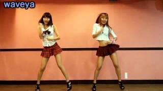 T-ara roly poly dance tutorial # Waveya Ari MiU