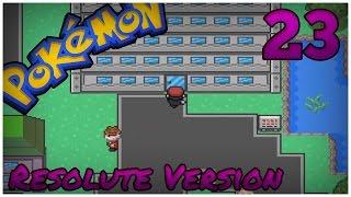 Pokémon Resolute Version - Episode 23 : Sylon Academy l Let's Play Français