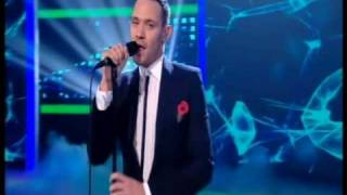 Will Young Grace - plus intro [X Factor 2008]