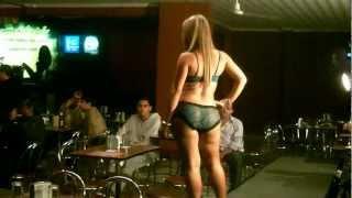 Katty Perez Pasarela Casa Zeller Agosto 2012 Video 2