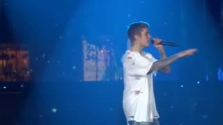 Justin Bieber - No Sense - live Birmingham 2016