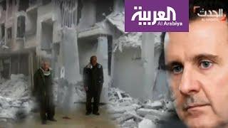 DNA: الأسد.. إبادة الغوطة مطلب شعبي