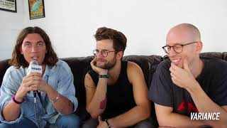 LANY x Variance interview in Tulsa
