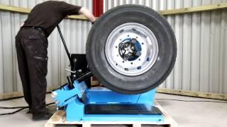 Hofmann Megaplan Megamount 352 Truck Tyre Changer