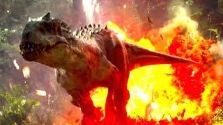 Jurassic World TRAILER 2 (2015) Chris Pratt Dinosaurs Movie HD