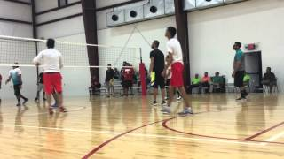 OKC Desi volleyball tournament 2016 at Joplin