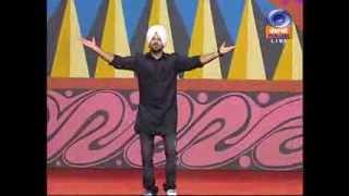 RB SINGH LIVE @ DD PUNJABI STRA NITE SONG CHARKHA  MUSIC BY SONU