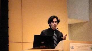 Avishek Adhikari PhD defence at Columbia University in Neuroscience 2010