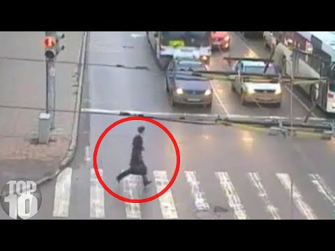 watch 10 Near DEATH Experiences Caught On Camera