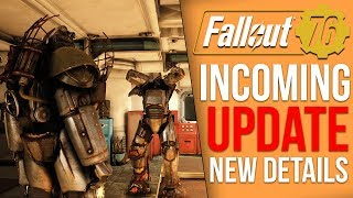 Fallout 76 News - Incoming Update, Bethesda Responds, FPS Issues Detailed