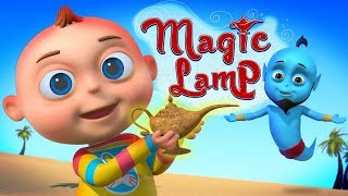 TooToo Boy - Magic Lamp Episode | Cartoon Animation Series For Children | Videogyan Kids Shows