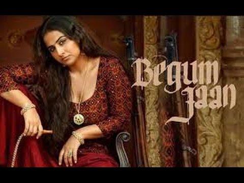 begum jaan movie review : vidya balan as madam of brothel | hindi remake of rajkahini