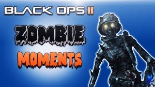 Black Ops 2 Origins Zombies (Funny Moments & Easter Egg Ending)