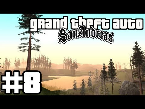 GTA San Andreas Walkthrough Kutu Fırlatmaca Bölüm 8