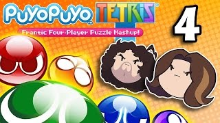 Puyo Puyo Tetris: Tetris Overload - PART 4 - Game Grumps VS