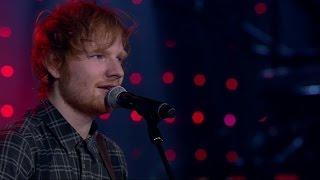 ed sheeran  i see fire live on swedish idol