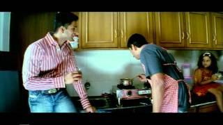 Siddham Movie | Jagapathi Babu Sambar Preparation Kitchen Comedy Scene