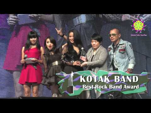 Sahabat Music Award Concert 2013 by SmarTone HK: KOTAK, KANGEN BAND & SHAE