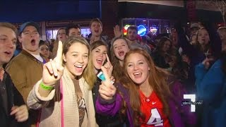 Download Clemson Tigers Celebrate National Championship Victory 3Gp Mp4