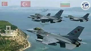 Türkiye (Tr) Vs Bulgaristan (Bg) - Askeri Güc Karşılaştırması 2017