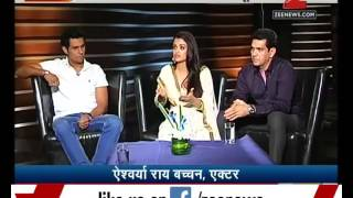Zee Media exclusive chat with star cast of 'Sarbjit' - Part 1