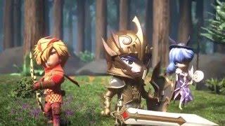 Hero X Hero: Announcement Trailer for ARPG Mobile Game