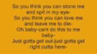 Bohemian Rhapsody By Queen With Lyrics
