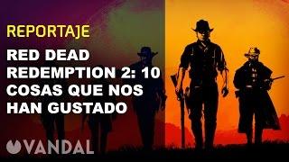 Red Dead Redemption 2: 10 cosas que nos han gustado