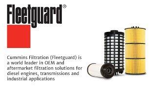 Fleetguard Replacement Filters @ Malpasonline.co.uk