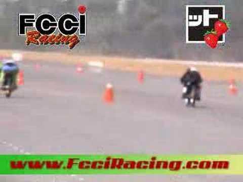 FCCI Dragbike HotShot 29