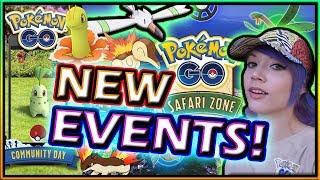 NEW SHINY EVENTS COMING TO POKEMON GO!