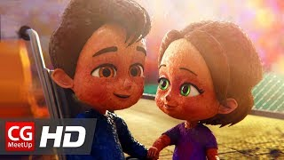 "**Award Winning** CGI Animated Short Film: ""Ian"" by Fundacion Ian"