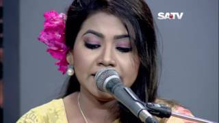 Amar Gaaner Mala (Nazrul Song) by Tanisha Khan