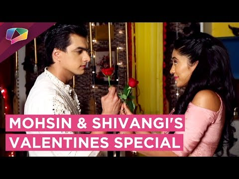Xxx Mp4 Mohsin Khan And Shivangi Joshi Have A Fun Valentines Celebration With India Forums 3gp Sex