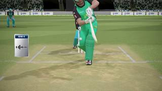 LBW REVIEW SUCCESFULL- Ashes Cricket 17