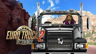 Euro Truck Simulator 2 mit Donnie #01