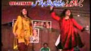 nidia gul dancing with pashto song