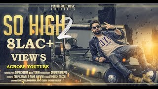 So High 2   Official Music Video  Gopi  Cheema ft.Tonne   Punjabi Routz