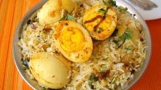easy egg biryani recipe || biryani || simple egg biryani || biryani in hindi