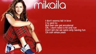Mikaila: 10. Emotional (Lyrics)