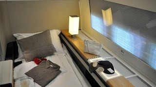 SWISS NEW FIRST CLASS   ZURICH-BANGKOK   BOEING 777