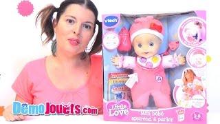 (JOUET) Poupée Little Love Vtech- Démo jouets