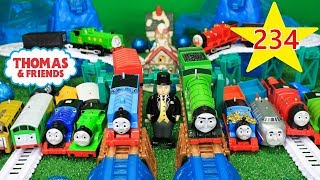 THE GREAT RACE #234 THOMAS AND FRIENDS TRACKMASTER TWISTING TORNADO Thomas & Friends Toys