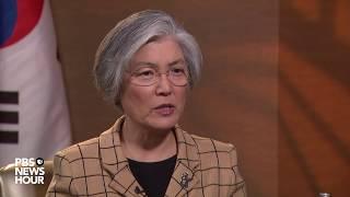 South Korea responds to Trump