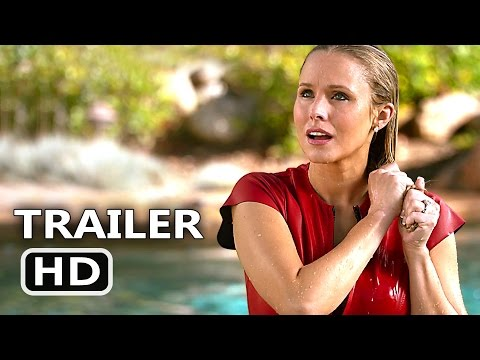 CHiiPs 2017 Official Trailer 2017 Kristen Bell Comedy Movie HD