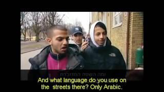 Muslims in Europe: Part 1 of 4  (Documentary by Zvi Yehezkeli and David Deryi Allah Islam)