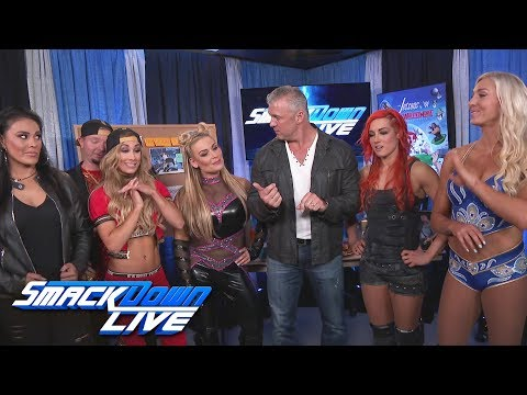 Xxx Mp4 Who Will Challenge Naomi At Money In The Bank SmackDown LIVE May 23 2017 3gp Sex