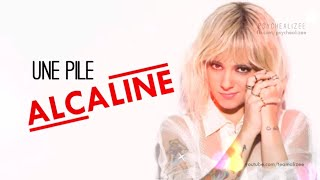 Alizée - Alcaline (Lyric video)